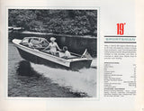 Chris Craft 1964 Sea Skiff Brochure