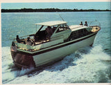 Chris Craft 1966 Constellation Brochure