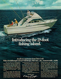 Chris Craft Commander 28 Sports Express Brochure