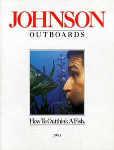 Johnson 1991 Outboard Brochure