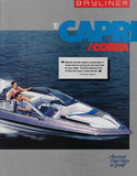 Bayliner 1987 Capri & Cobra Brochure