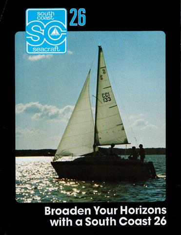 South Coast 26 Brochure