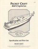 Packet Craft 360 Express Specification Brochure