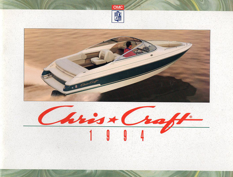 Chris Craft 1994 Brochure