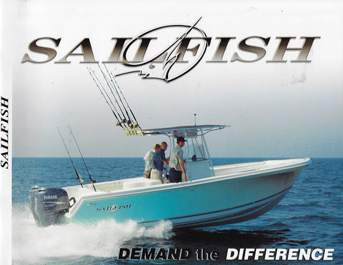 Seminole 2002 Sailfish Brochure