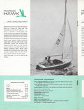 Grumman 1964 Sailboat Brochure