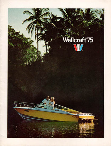 Wellcraft 1975 Brochure