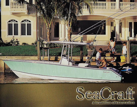 Seacraft 2002 Brochure