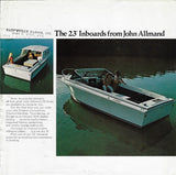 Allmand 23 Inboards Brochure