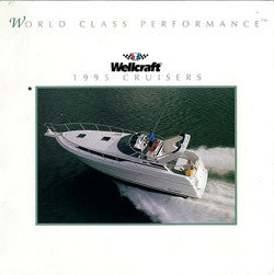 Wellcraft 1995 Cruisers Brochure