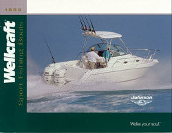 Wellcraft 1999 Sport Fishing Brochure