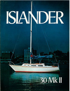Islander 30 Mark II Brochure