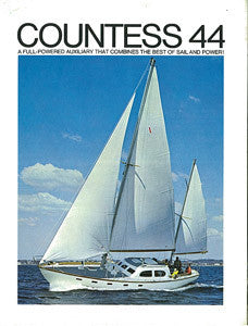 Pearson Countess 44 Brochure