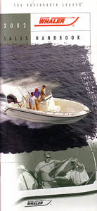 Boston Whaler 2002 Sales Handbook