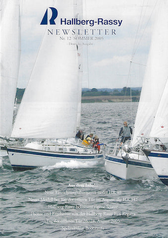 Hallberg-Rassy Summer 2005 Newsletter