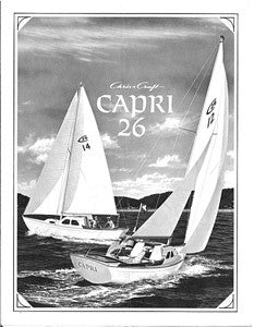 Chris Craft Capri 26 Brochure