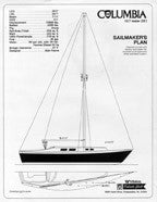 Columbia 10.7 Sailmaker Brochure