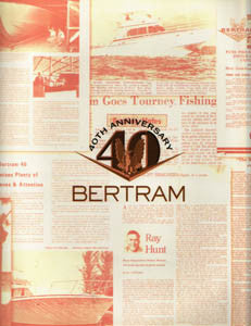 Bertram 2000 Brochure