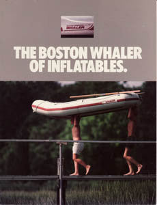 Boston Whaler Inflatables Brochure