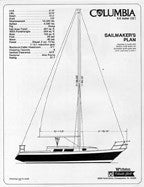 Columbia 9.6 Sailmakers Brochure
