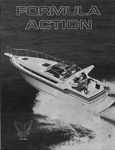 Formula Action Newsletter Brochure