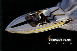 Power Play 1989 Abbreviated Brochure