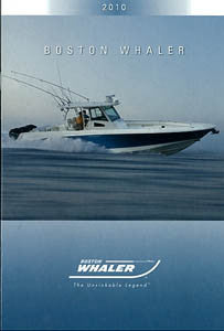 Boston Whaler 2010 Brochure