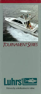 Luhrs Tournament Brochure