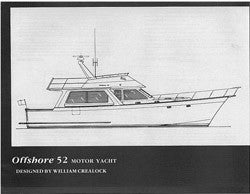 Offshore 52 Motor Yacht  Specification Brochure