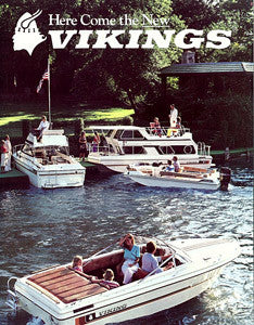 Viking 1981 Abbreviated Brochure