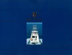 Bertram 1999 Brochure