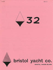 Bristol 32 Specification Brochure