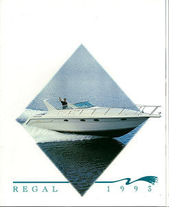 Regal 1993 Brochure