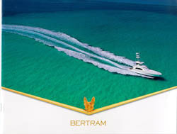 Bertram 2001 Brochure