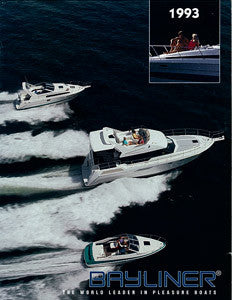 Bayliner 1993 Brochure