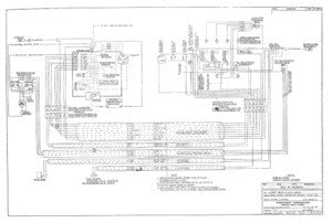 Chris Craft Lancer 19 & 23 Wiring Diagram