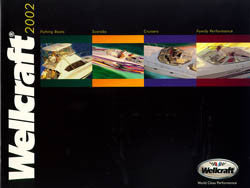 Wellcraft 2002 Brochure