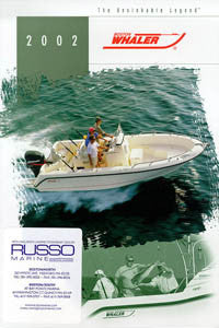 Boston Whaler 2002 Abbreviated Brochure