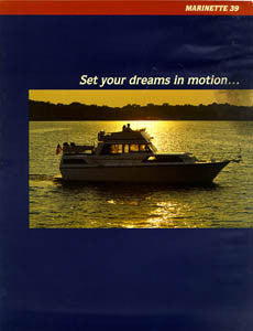 Marinette 39 Series Brochure