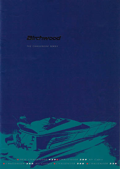 Birchwood 1996 Brochure