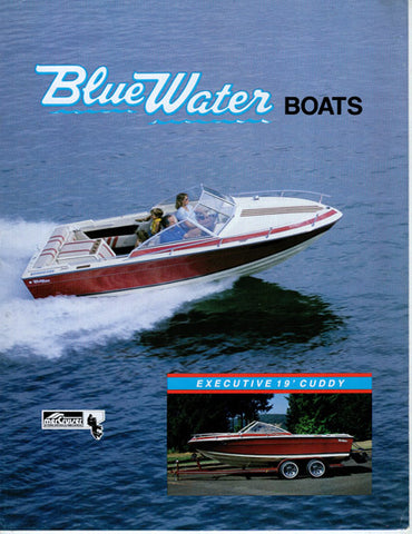 Bluewater 1980s Brochure