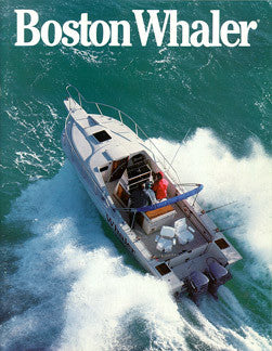 Boston Whaler 1987 Brochure