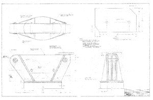 Columbia 39 Masthead Assembly  Plan