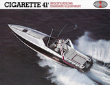 Cigarette 41 Specification Brochure