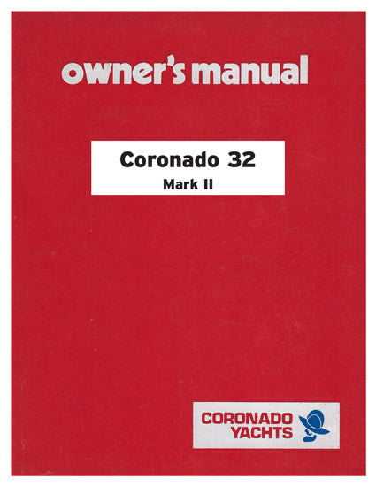 Coronado 23 Mark II Owner's Manual