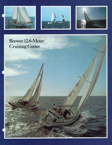 Brewer 12.8 Brochure