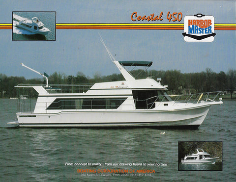 Harbor Master 450 Coastal Brochure
