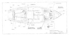 Coronado 25 Deck Wood Plan