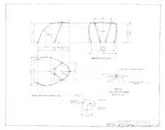 Coronado 25 Bow Pulpit Plan