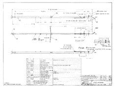 Coronado 27 Mast Plan - Optional